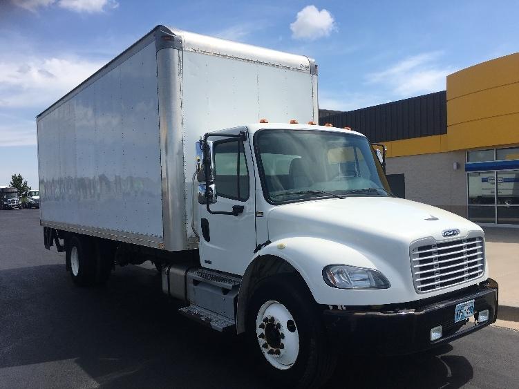 Medium Duty Box Truck-Light and Medium Duty Trucks-Freightliner-2012-M2-OKLAHOMA CITY-OK-148,435 miles-$48,750