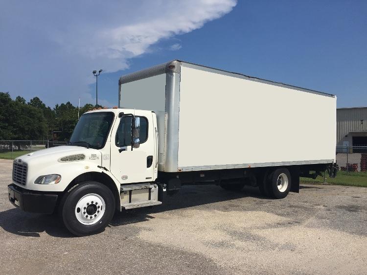 Medium Duty Box Truck-Light and Medium Duty Trucks-Freightliner-2012-M2-DOTHAN-AL-199,725 miles-$37,750