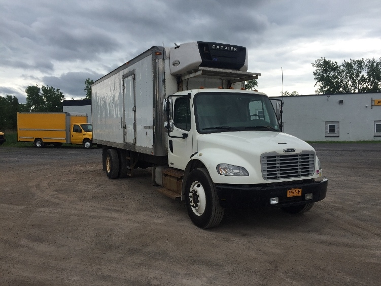 Reefer Truck-Light and Medium Duty Trucks-Freightliner-2012-M2-EAST SYRACUSE-NY-235,613 miles-$31,750