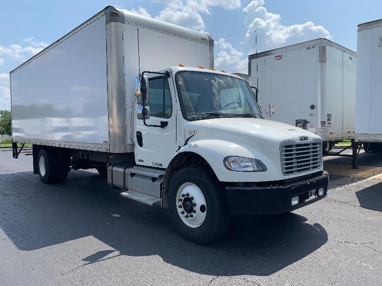 Medium Duty Box Truck-Light and Medium Duty Trucks-Freightliner-2012-M2-BENSALEM-PA-117,650 miles-$34,000