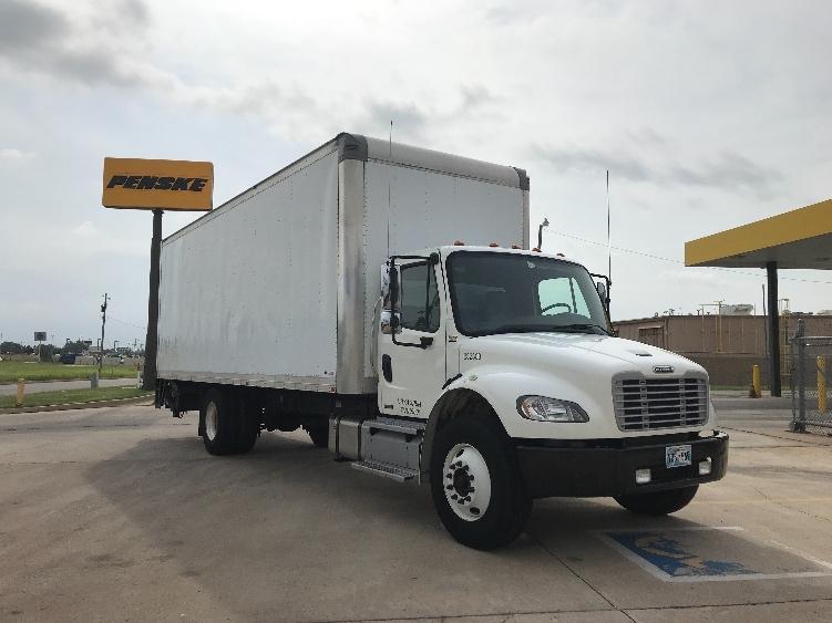 Medium Duty Box Truck-Heavy Duty Tractors-Freightliner-2012-M2-OKLAHOMA CITY-OK-53,250 miles-$49,000