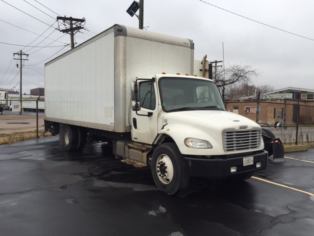 Medium Duty Box Truck-Heavy Duty Tractors-Freightliner-2012-M2-EARTH CITY-MO-325,688 miles-$13,000