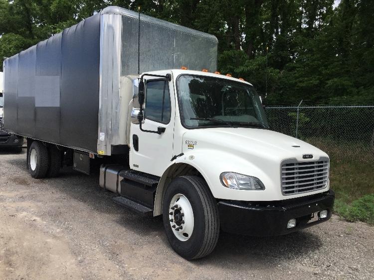 Flatbed Truck-Light and Medium Duty Trucks-Freightliner-2012-M2-ELKHART-IN-80,518 miles-$54,000