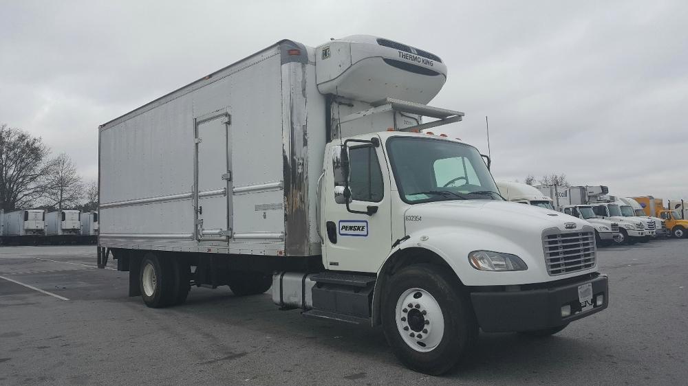 Reefer Truck-Light and Medium Duty Trucks-Freightliner-2012-M2-ATLANTA-GA-302,705 miles-$33,250