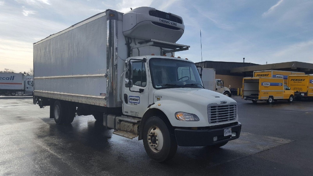 Reefer Truck-Light and Medium Duty Trucks-Freightliner-2012-M2-CAPITOL HEIGHTS-MD-169,697 miles-$47,000