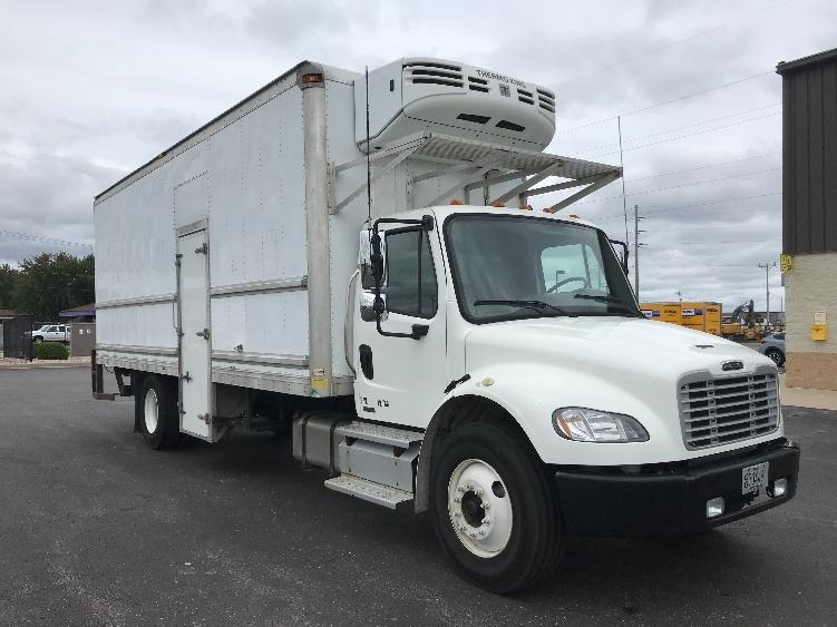 Reefer Truck-Light and Medium Duty Trucks-Freightliner-2012-M2-NEENAH-WI-226,184 miles-$35,000