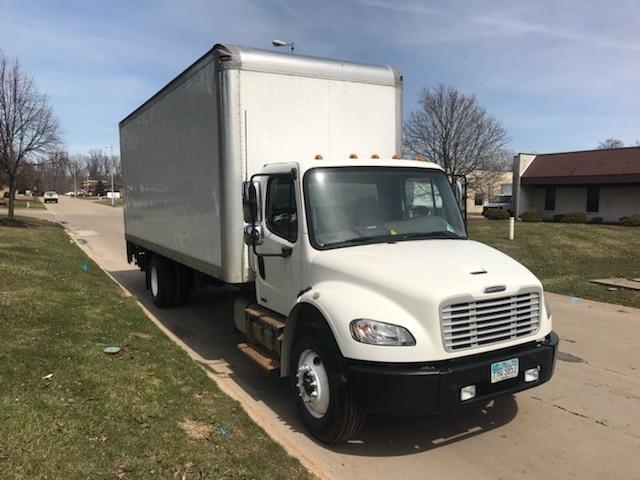 Medium Duty Box Truck-Light and Medium Duty Trucks-Freightliner-2012-M2-OAKWOOD VILLAGE-OH-124,843 miles-$39,000