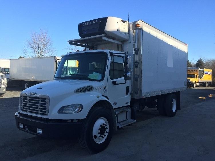 Reefer Truck-Light and Medium Duty Trucks-Freightliner-2012-M2-CHARLOTTE-NC-359,933 miles-$23,250