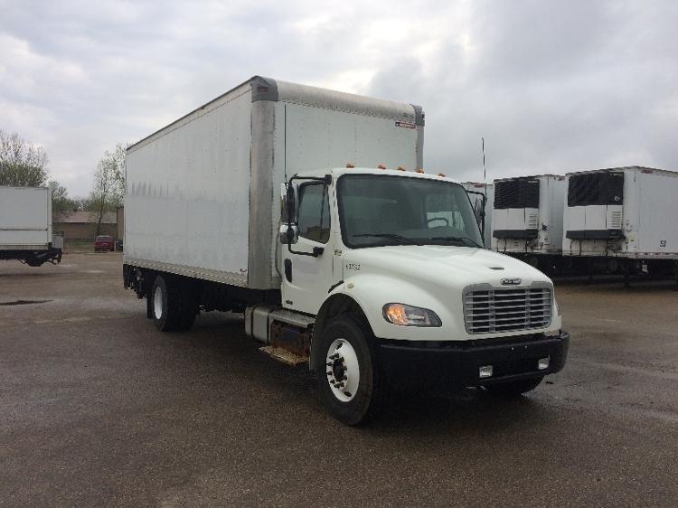 Medium Duty Box Truck-Light and Medium Duty Trucks-Freightliner-2012-M2-FARIBAULT-MN-180,008 miles-$34,750