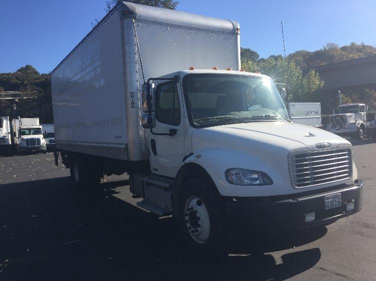 Medium Duty Box Truck-Light and Medium Duty Trucks-Freightliner-2012-M2-TUKWILA-WA-122,936 miles-$44,000