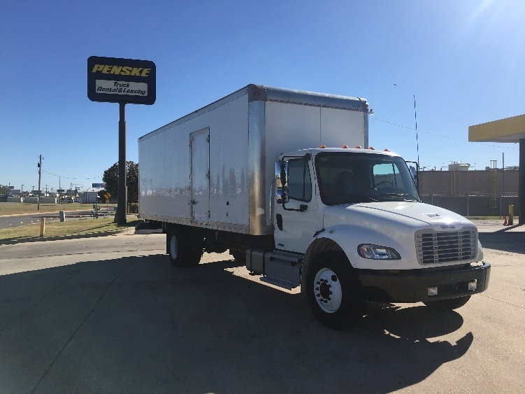 Medium Duty Box Truck-Specialized Equipment-Freightliner-2012-M2-OKLAHOMA CITY-OK-32,907 miles-$51,500