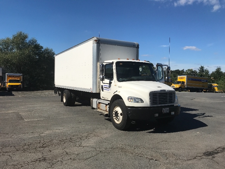 Medium Duty Box Truck-Light and Medium Duty Trucks-Freightliner-2012-M2-CAPITOL HEIGHTS-MD-99,448 miles-$35,000