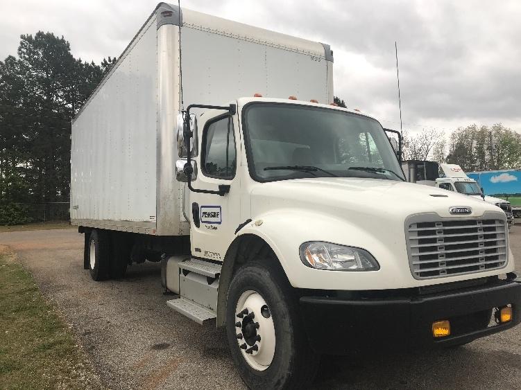 Medium Duty Box Truck-Light and Medium Duty Trucks-Freightliner-2012-M2-TUSCALOOSA-AL-101,450 miles-$42,250