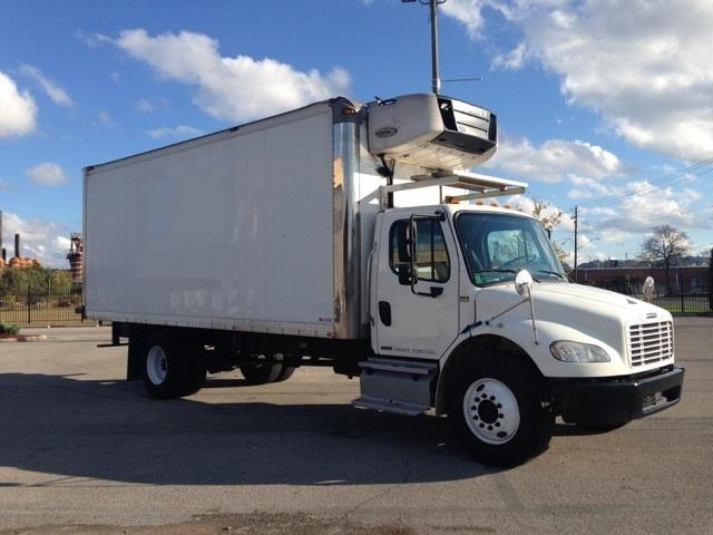 Reefer Truck-Light and Medium Duty Trucks-Freightliner-2012-M2-BIRMINGHAM-AL-238,913 miles-$37,250