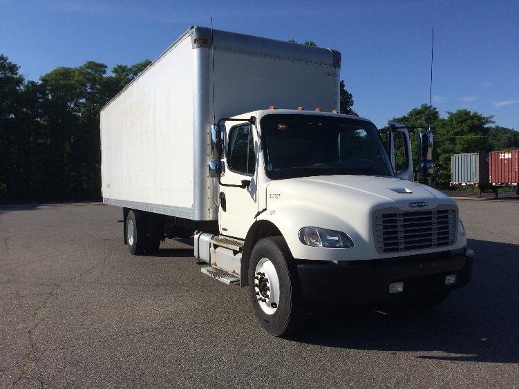 Medium Duty Box Truck-Light and Medium Duty Trucks-Freightliner-2012-M2-MARTINSVILLE-VA-204,687 miles-$40,500