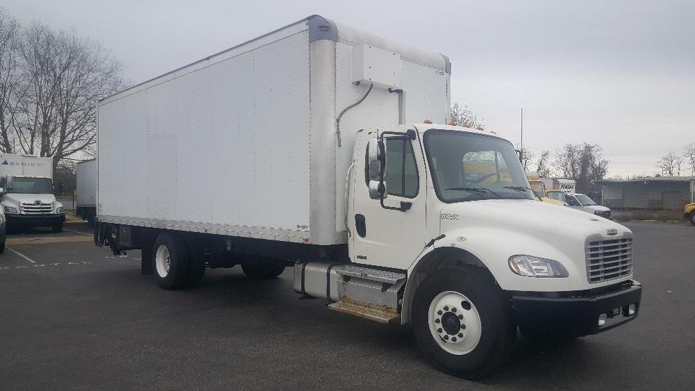 Medium Duty Box Truck-Light and Medium Duty Trucks-Freightliner-2012-M2-NEW CASTLE-DE-214,490 miles-$35,750