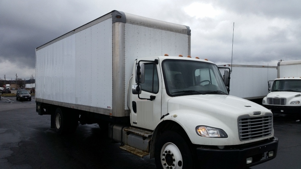 Medium Duty Box Truck-Light and Medium Duty Trucks-Freightliner-2012-M2-WILMINGTON-OH-378,396 miles-$19,000