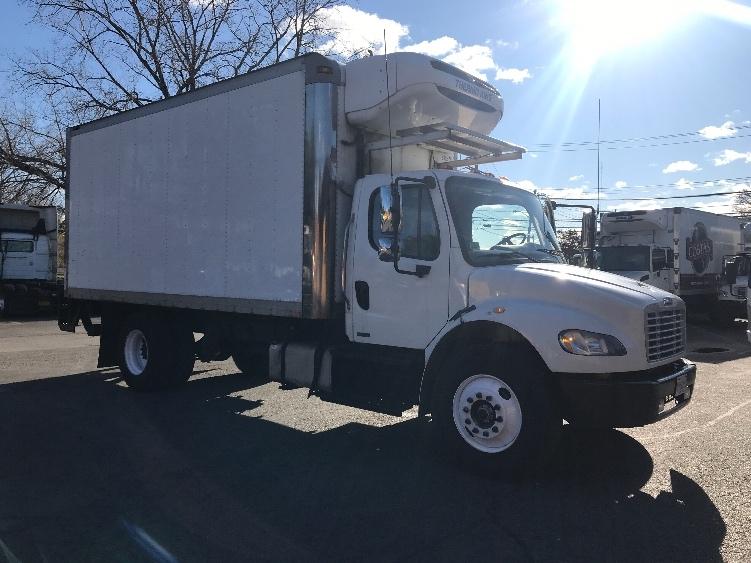 Reefer Truck-Light and Medium Duty Trucks-Freightliner-2012-M2-MEDFORD-MA-226,035 miles-$35,750