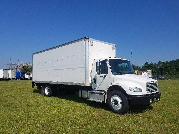 Medium Duty Box Truck-Light and Medium Duty Trucks-Freightliner-2012-M2-GREENVILLE-SC-233,134 miles-$38,500