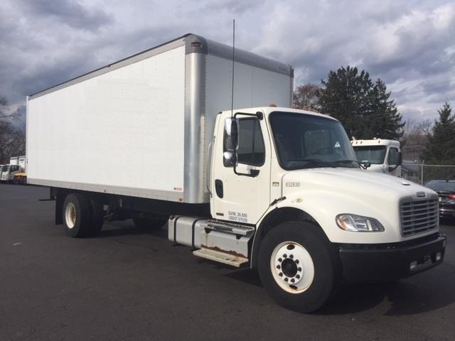 Medium Duty Box Truck-Light and Medium Duty Trucks-Freightliner-2012-M2-BENSALEM-PA-48,744 miles-$42,500