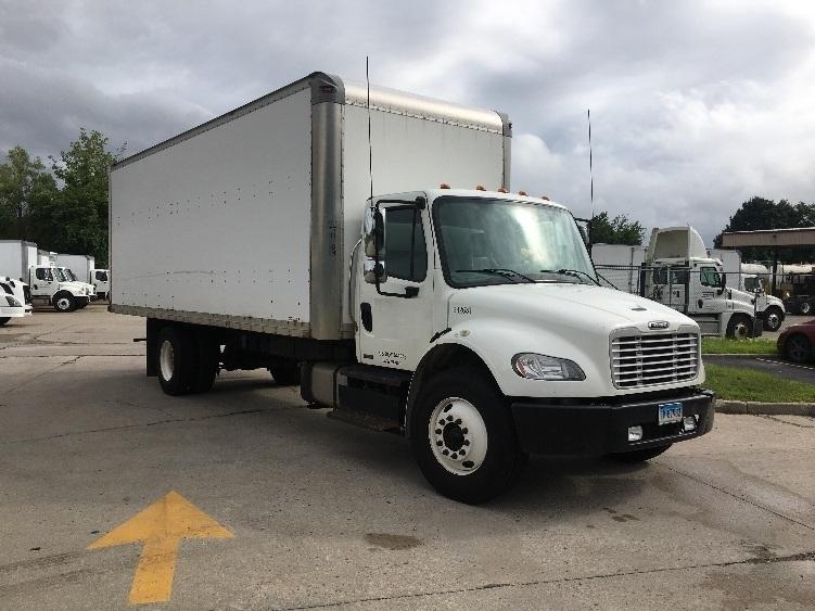 Medium Duty Box Truck-Light and Medium Duty Trucks-Freightliner-2012-M2-HARTFORD-CT-155,458 miles-$29,750