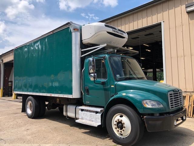 Reefer Truck-Light and Medium Duty Trucks-Freightliner-2012-M2-BRAINTREE-MA-203,504 miles-$27,250
