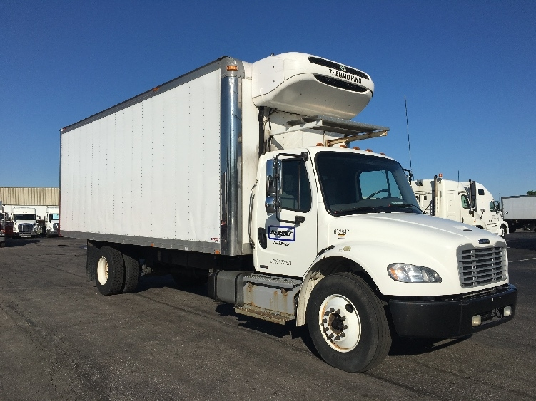 Reefer Truck-Light and Medium Duty Trucks-Freightliner-2012-M2-LOUISVILLE-KY-167,046 miles-$44,750