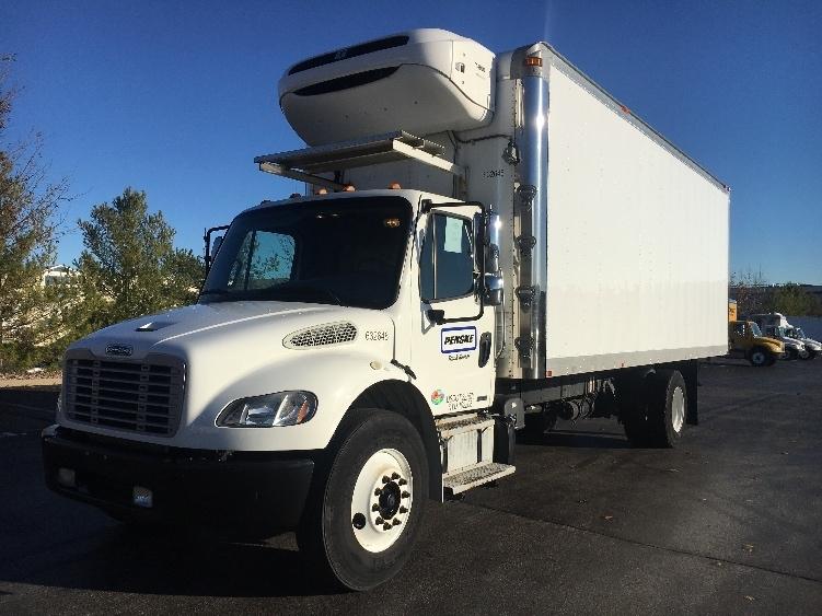 Reefer Truck-Light and Medium Duty Trucks-Freightliner-2012-M2-LOUISVILLE-KY-164,067 miles-$45,500
