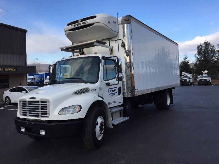 Reefer Truck-Light and Medium Duty Trucks-Freightliner-2012-M2-HARRISBURG-PA-212,873 miles-$37,250