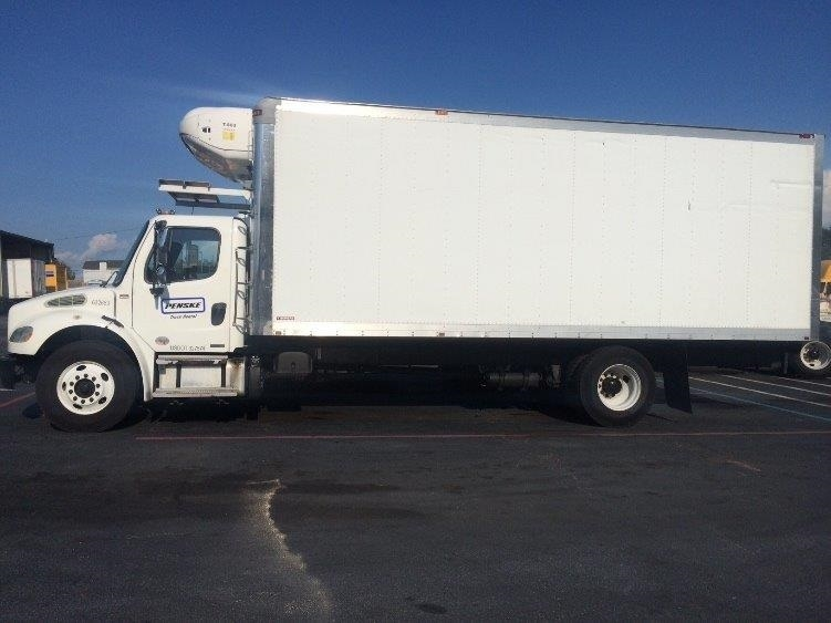 Reefer Truck-Light and Medium Duty Trucks-Freightliner-2012-M2-FOREST PARK-GA-160,341 miles-$51,750