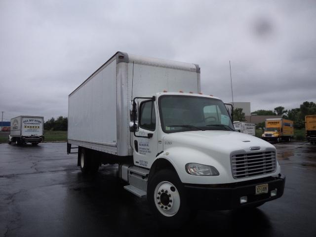 Medium Duty Box Truck-Light and Medium Duty Trucks-Freightliner-2012-M2-SWEDESBORO-NJ-336,782 miles-$23,250
