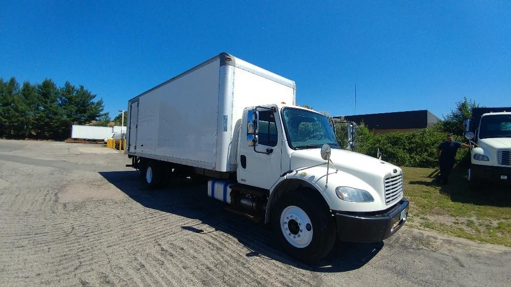 Medium Duty Box Truck-Light and Medium Duty Trucks-Freightliner-2012-M2-HUDSON-NH-314,363 miles-$23,250
