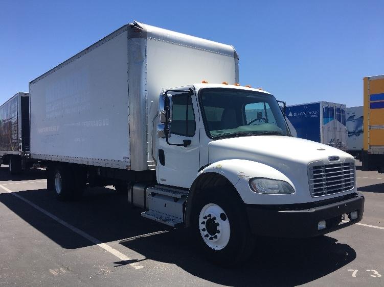Medium Duty Box Truck-Light and Medium Duty Trucks-Freightliner-2012-M2-PHOENIX-AZ-220,000 miles-$32,250