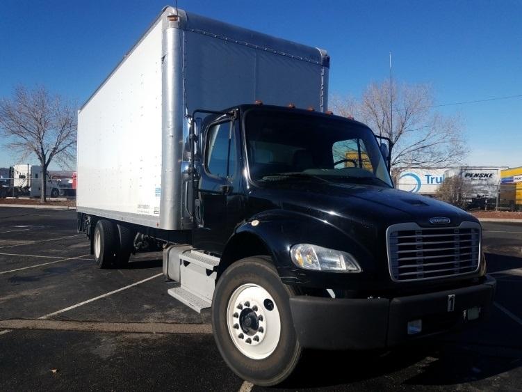 Medium Duty Box Truck-Light and Medium Duty Trucks-Freightliner-2012-M2-ALBUQUERQUE-NM-129,763 miles-$36,750