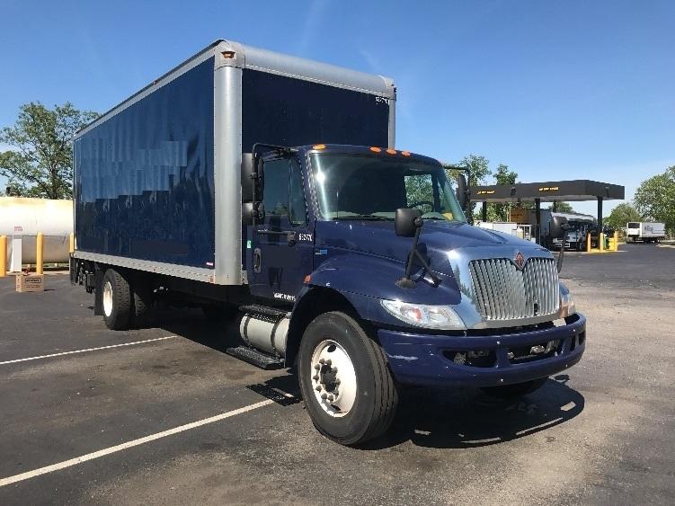 Medium Duty Box Truck-Light and Medium Duty Trucks-International-2012-4300-NEW CASTLE-DE-209,500 miles-$24,000