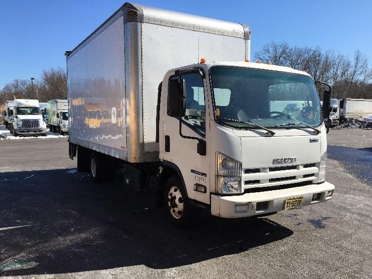 Medium Duty Box Truck-Light and Medium Duty Trucks-Isuzu-2012-NPR-PARSIPPANY-NJ-148,538 miles-$22,000