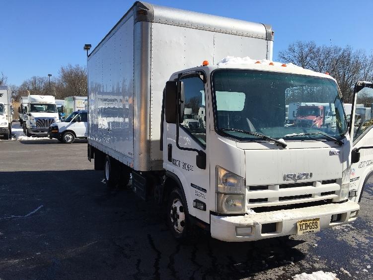 Medium Duty Box Truck-Light and Medium Duty Trucks-Isuzu-2012-NPR-PARSIPPANY-NJ-158,500 miles-$20,250