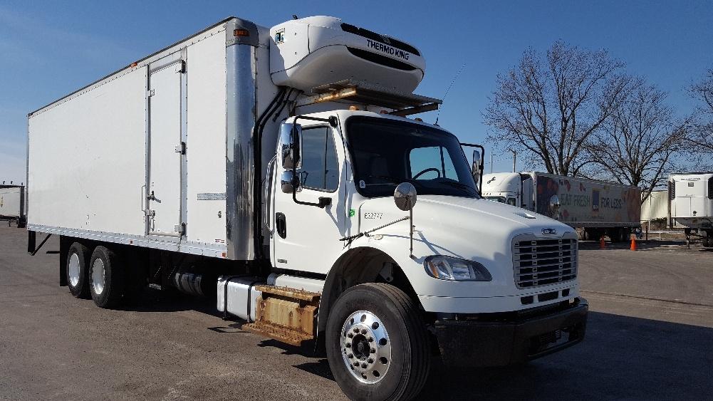 Reefer Truck-Light and Medium Duty Trucks-Freightliner-2012-M2-MADISON-WI-425,239 miles-$30,000