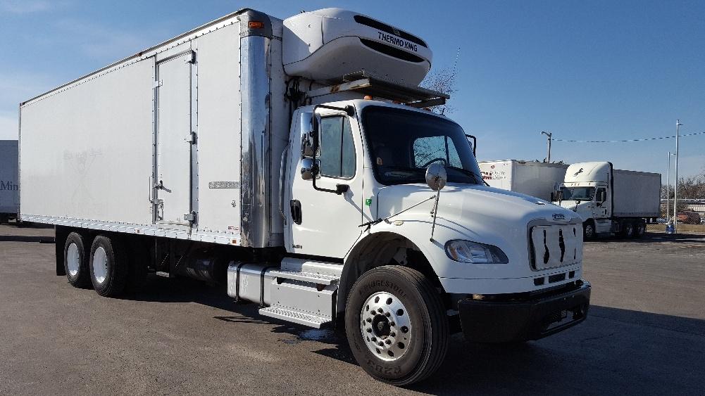 Reefer Truck-Light and Medium Duty Trucks-Freightliner-2012-M2-MADISON-WI-434,325 miles-$31,000