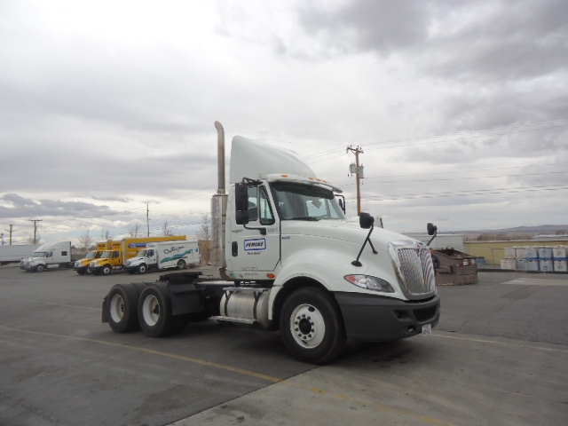 Day Cab Tractor-Heavy Duty Tractors-International-2012-ProStar-ALBUQUERQUE-NM-309,893 miles-$20,250