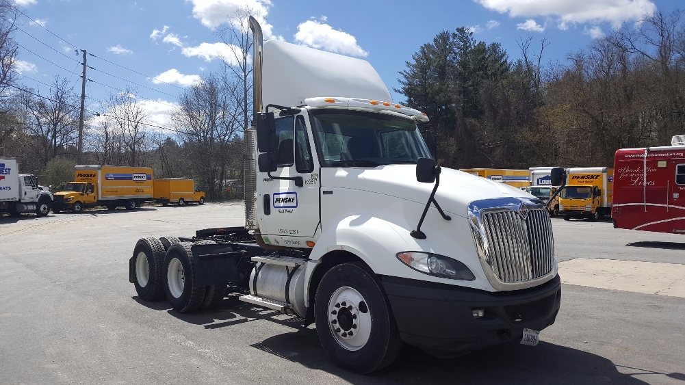 Day Cab Tractor-Heavy Duty Tractors-International-2012-ProStar-ASHEVILLE-NC-312,937 miles-$20,000