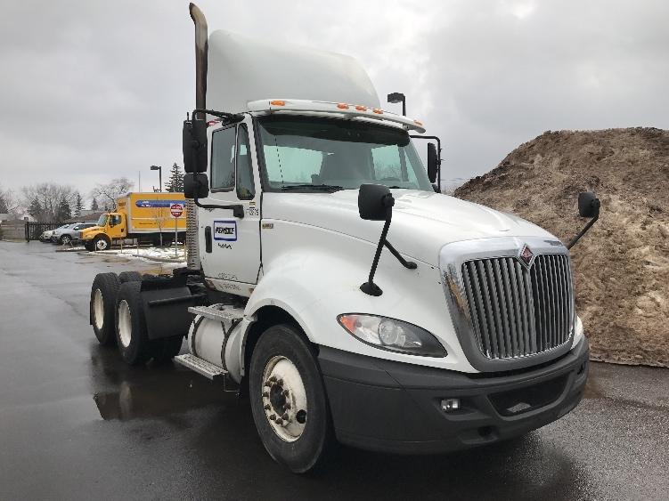 Day Cab Tractor-Heavy Duty Tractors-International-2012-ProStar-BUFFALO-NY-306,000 miles-$23,750