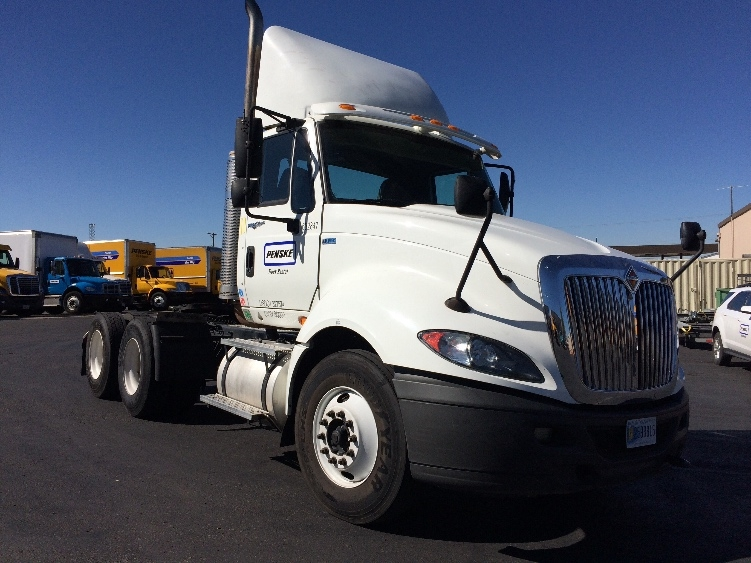 Day Cab Tractor-Heavy Duty Tractors-International-2012-ProStar-ALBUQUERQUE-NM-245,184 miles-$21,750