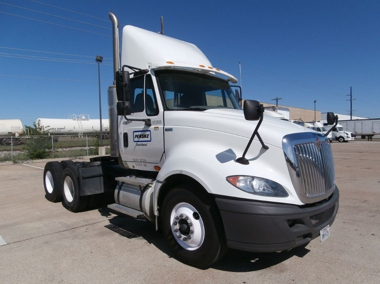 Day Cab Tractor-Heavy Duty Tractors-International-2012-ProStar-GARLAND-TX-264,840 miles-$32,000
