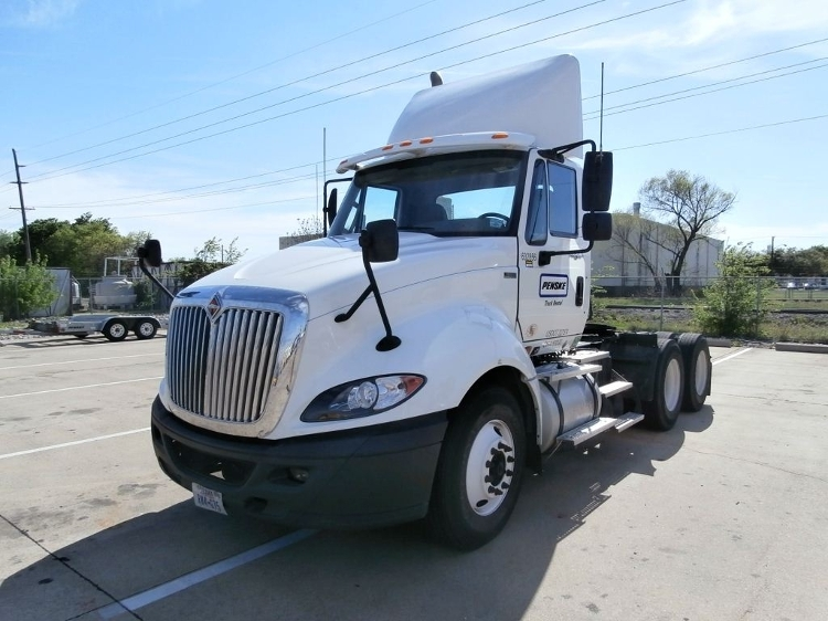 Day Cab Tractor-Heavy Duty Tractors-International-2012-ProStar-HOUSTON-TX-227,738 miles-$32,000