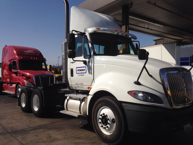 Day Cab Tractor-Heavy Duty Tractors-International-2012-ProStar-LAS VEGAS-NV-253,168 miles-$24,500