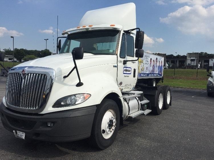 Day Cab Tractor-Heavy Duty Tractors-International-2012-ProStar-HARRISONBURG-VA-272,883 miles-$23,500