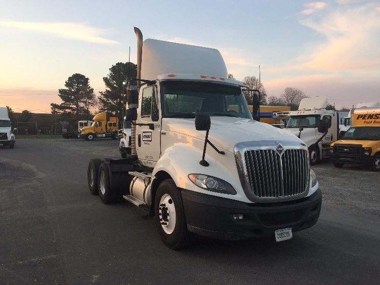 Day Cab Tractor-Heavy Duty Tractors-International-2012-ProStar-CHARLOTTE-NC-340,000 miles-$18,000