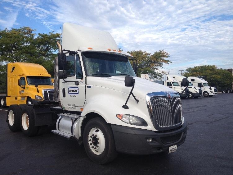 Day Cab Tractor-Heavy Duty Tractors-International-2012-ProStar-HARRISBURG-PA-311,733 miles-$22,000
