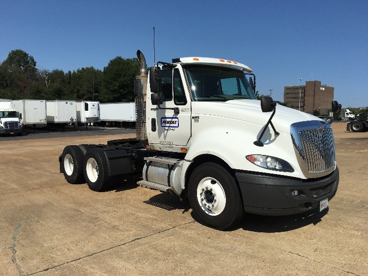 Day Cab Tractor-Heavy Duty Tractors-International-2012-ProStar-MEMPHIS-TN-267,650 miles-$24,000